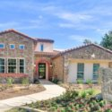 cibolo canyons model home